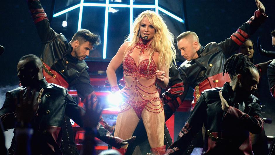 The Free Britney movement has grown from a small pocket of ardent fans to a global movement eager to protect Spears, who is pictured performing onstage during the 2016 Billboard Music Awards