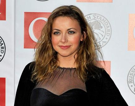 Charlotte Church offered to get in the ring with Katie Price. Photo: Getty Images