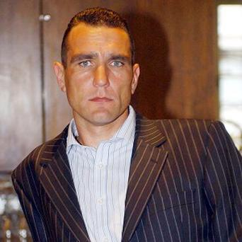 Vinnie Jones says that he prefers life in LA