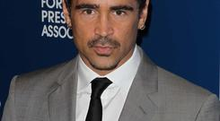 Colin Farrell pictured in August