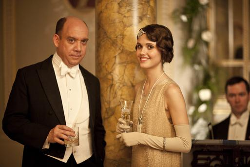 Downton Abbey S4 Christmas Special on TV3