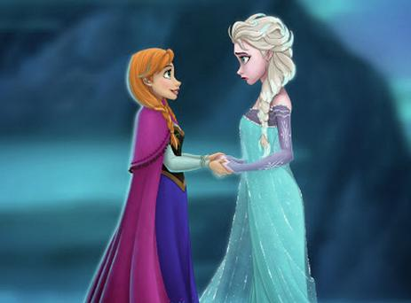 Ice-breaker: Female-centric focus is no barrier to worldwide box office success, as in the case of Disney hit Frozen