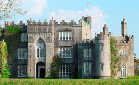 Birr Castle is just one of many in Ireland