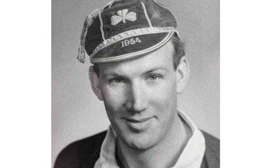 Star rugby player of the 1940s, James Murphy-O'Connor, died August 10 this year aged 89