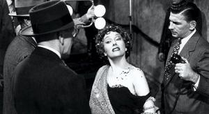 Classic: Gloria Swanson as Norma Desmond in Sunset Boulevard (1950) which explores the themes of forgotten stars in Hollywood.