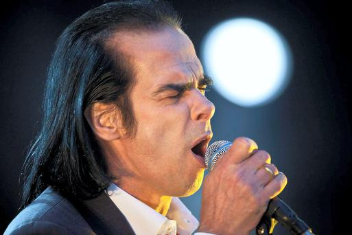 Life imitating art: Nick Cave starts in a fictional documentary about the 20,000th day of his life.