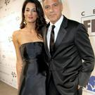 Amal Alamuddin and George Clooney are expected to wed at the weekend