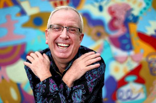 Rory Cowan who plays Rory Brown in the hit TV series 'Mrs Brown's Boys'