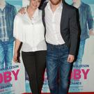 Brian Gleeson and Francesca Cherruault at the Standby film premiere at Dublin's Cineworld