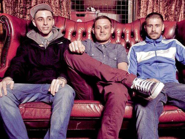 THE ORIGINAL RUDEBOYS: Their story is a bit like the band themselves - full of heart