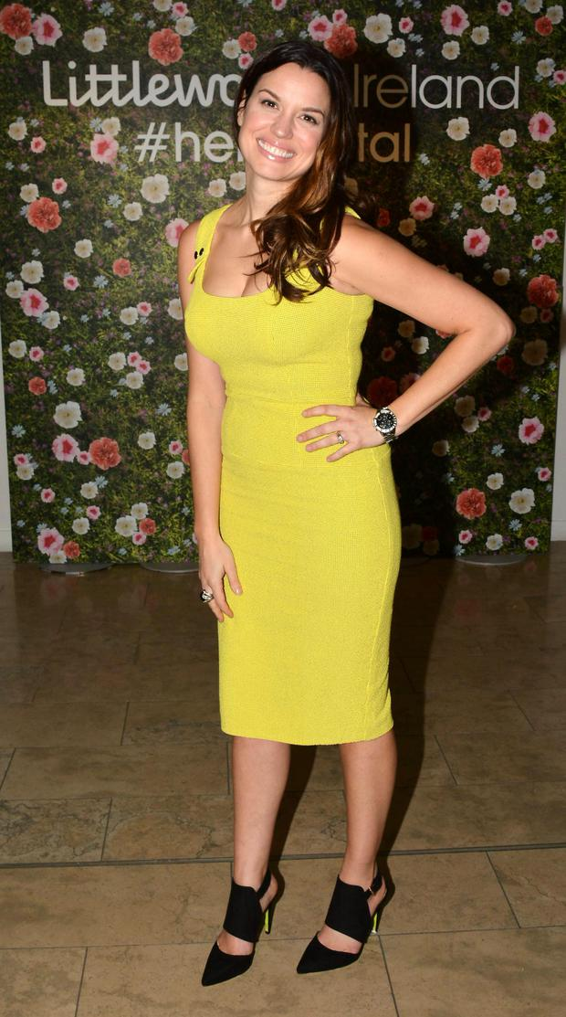 Caroline Morahan launches Littlewoods Ireland Spring Summer 2015 collection at the RHA Gallery, Dublin