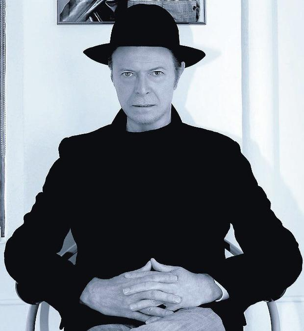 Stoic icon: Bowie remains making consistently good music since he started 50 years ago
