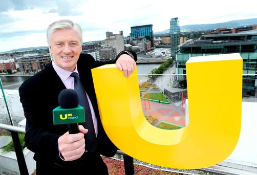 Pat Kenny will have a new chat show on UTV Ireland.