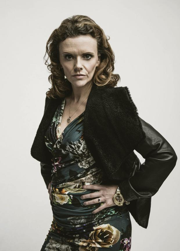 Denise McCormack plays Bridget Kiely in the new TV3 series 'Red Rock' which airs on Wednesday