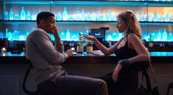Will Smith and Margot Robbie star as hustlers in 'Focus'