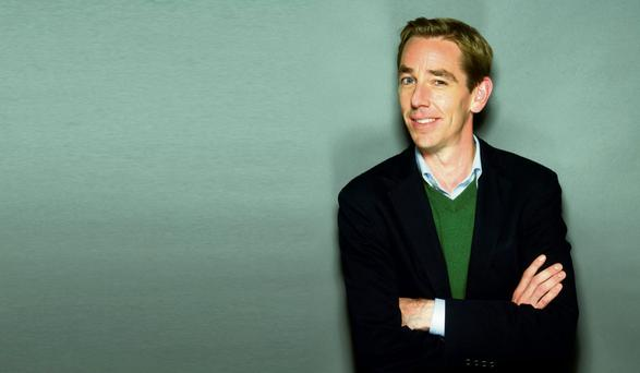 Ryan Tubridy - 'proud of those men and women who fought for Irish freedom'