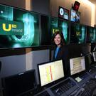 News presenter Alison Comyn at UTV Ireland