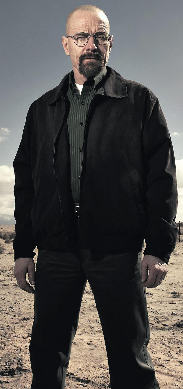 Bryan Cranston as Walter White in 'Breaking Bad'