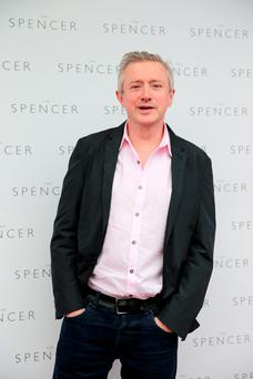 Pulling no punches: Louis Walsh