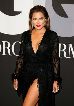 Taking the veil: Khloe Kardashian was in need of a Waylon Smithers-type intervention last week