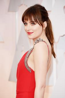 Another crack of the whip: Anastasia Steele played by Dakota Johnson, may get another outing as E L James is to revisit the trilogy