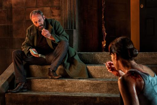 Let Us Prey: Liam Cunningham in a schlock horror tribute