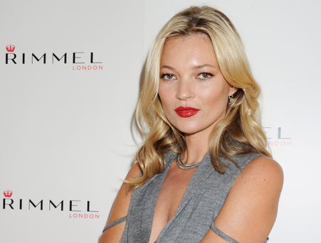 What Kate did next: Is Kate Moss turning into a sort of Patsy Stone from Ab Fab-type in our minds?