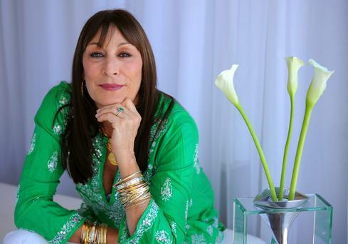 Angelica Huston: 'My father certainly influenced my taste in men from an early moment in my childhood'