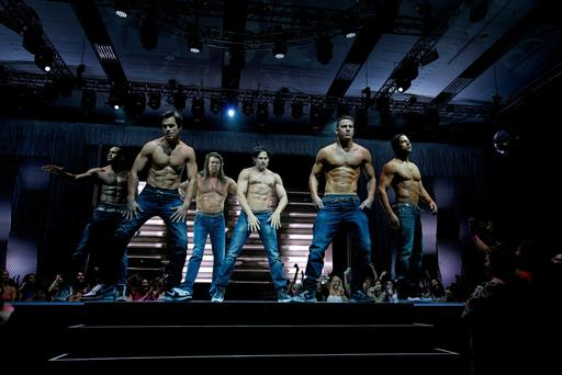 Boys are back in town: The cast of Magic Mike XXL