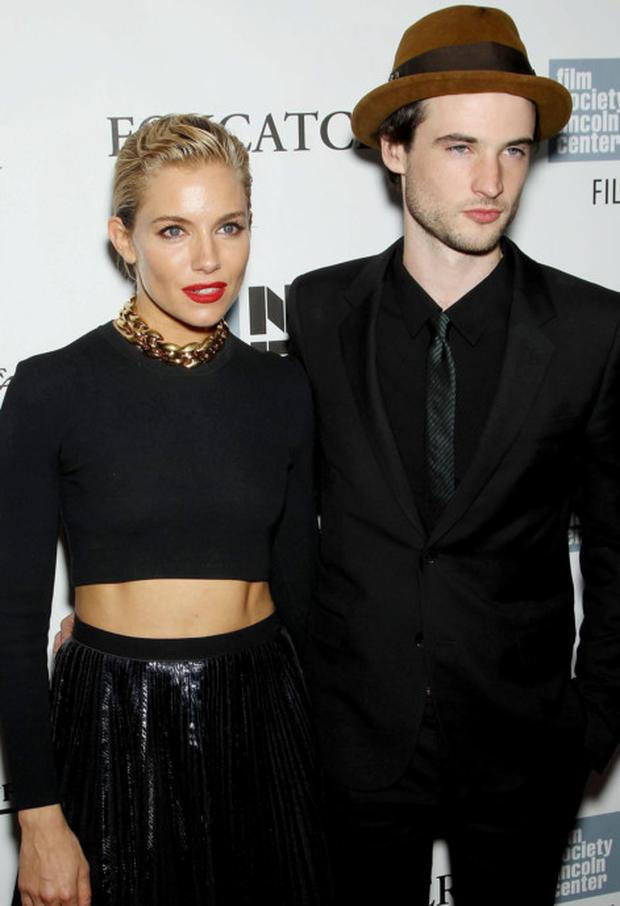 Sienna Miller's relationship with Tom Sturridge has marked a period of domestic stability for the star