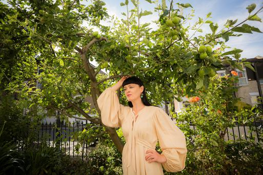 Bronagh Gallagher: 'You have to stay mentally and physically fit, and positive'. Photo: Conor Masterson