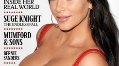 Magazine killed the music star: The Rolling Stone cover featuring Kim Kardashian