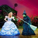 Wicked on Broadway.