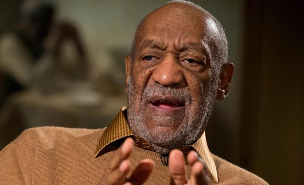 Sea of troubles: Bill Cosby was a national icon when he played middle-class dad Cliff Huxtable. In the years since, a different picture has emerged. A number of women have made allegations of sexual assault against the star.
