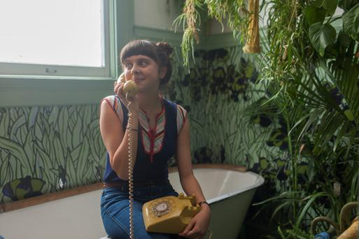 What a girl wants: Bel Powley is a promiscuous teenager in 'Diary of a teenage girl'
