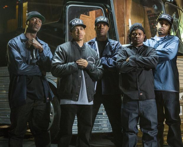 The struggle is real: 'Straight Outta Compton'