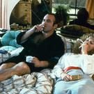 Married to the mob: Bob Hoskins and Helen Mirren star in 'The Long Good Friday'