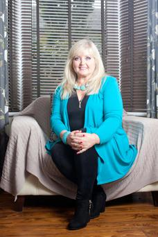 Family values: Linda Nolan is thankful that she is so close to her singing sisters.