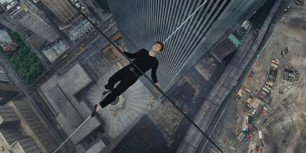 Real life: Joseph Gordon-Levitt is Phillipe Petit in 'The Walk'