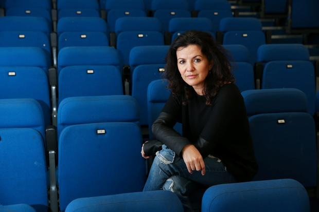 Deirdre O'Kane: 'I'm a real mammy, that's for sure'. Photo: Fran Veale