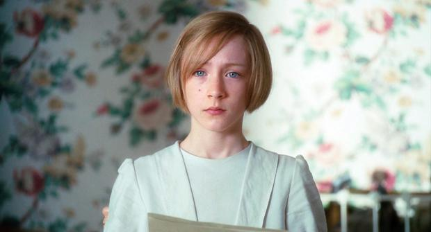 2007: Saoirse Ronan as Briony in Atonement