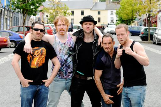 Homegrown: RTE's 'The Hardy Bucks' returns to our screens.