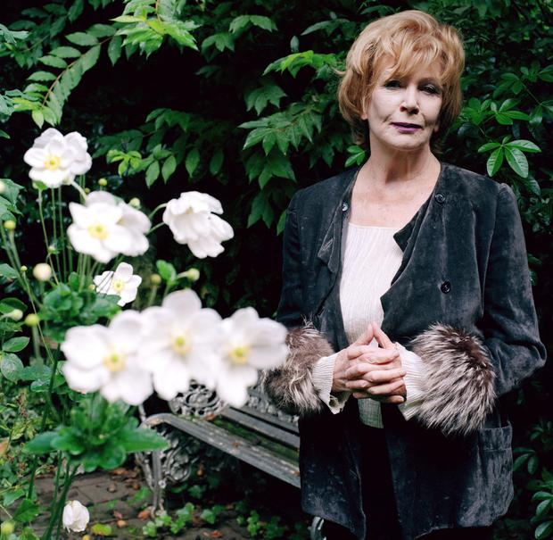 Hardest book to write: Edna O'Brien says one scene in her latest novel - the brutal assault of a woman - took her six months to complete.