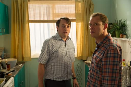 Peep Show: Cambridge Footlights alumni David Mitchell and Robert Webb