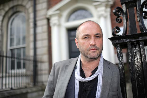 Life imitating art: Colum McCann is in reflective mood
