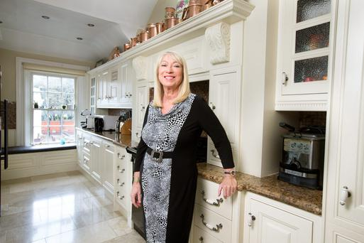 Enjoying retirement: Anne Doyle in her home at Leeson Street, Dublin. Photo: Tony Gavin.