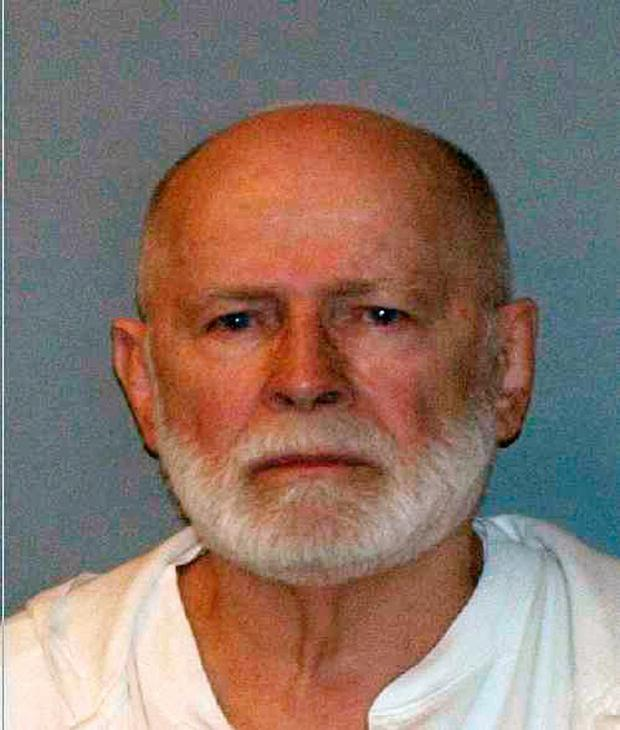 James 'Whitey' Bulger