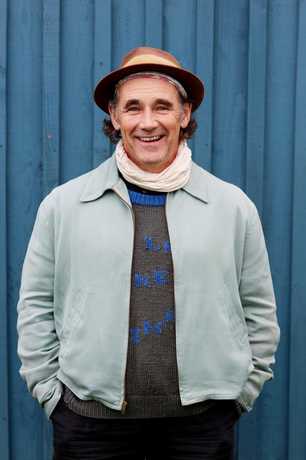 Actor Mark Rylance: 'I always get anxious about awards ceremonies'