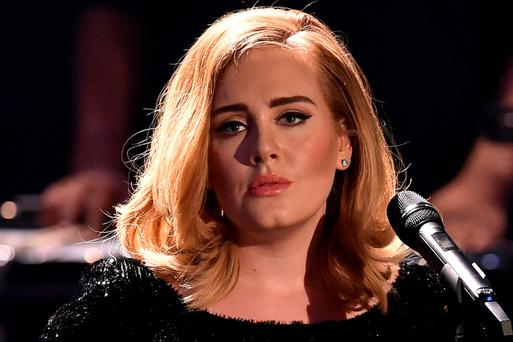 Angsty: Noel Gallagher says Adele's music is strictly