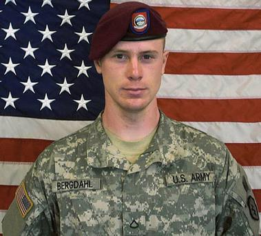 Real life: Sgt Bowe Bergdahl, the US soldier held prisoner for years by the Taliban after leaving his post in Afghanistan, is the subject of podcast 'Serial' season 2